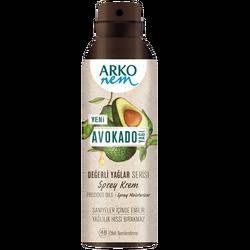 ARKO - Değerli Yağlar Avokado Nemlendirici Sprey Krem 150 ml