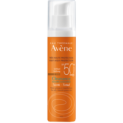 AVENE - Cleanance Solaire SPF 50+ Tinted 50 ml