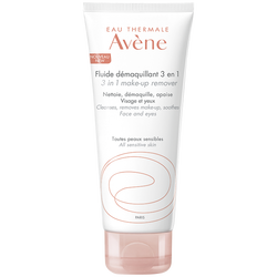 AVENE - Fluide Demaquillant 3 En 1 200 ml