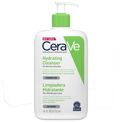 CERAVE - Hydrating Cleanser 473 ml