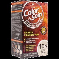 COLOR SOIN - Color Soin 10N Platin Sarısı