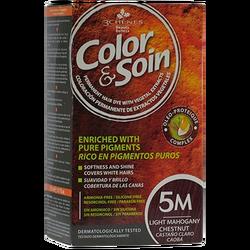 COLOR SOIN - Color Soin 5M Açık Maun Kestanesi