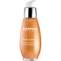 DARPHIN - Soleil Plaisir Sultry Shimmering Oil For Face, Body and Hair
