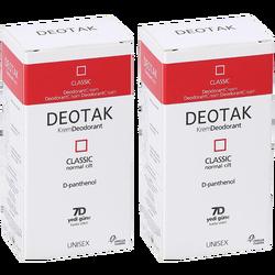 DEOTAK - Deotak Deodorant Cream Classic 35 ml