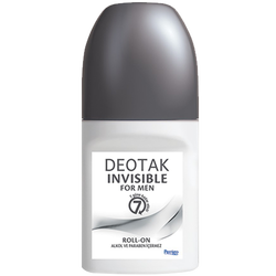 DEOTAK - Deotak Invisible Roll-on 35 ml For Men