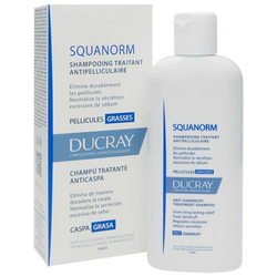 DUCRAY - Squanorm Shampooing Gras 200 ml