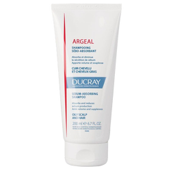 DUCRAY - Argeal Shampooing Sebo-Absorbant 200 ml