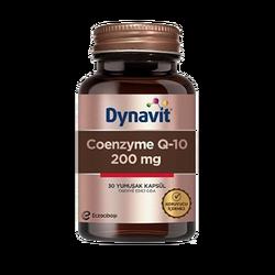 DYNAVİT - Coenzyme Q10 200 mg 30 Kapsül