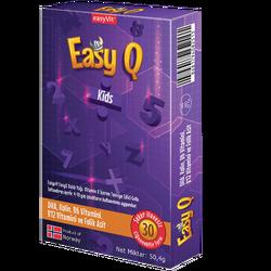 EASYVİT - Easy Fish Oil Q 30 Adet