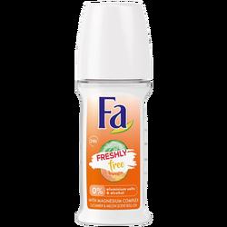 FA - Freshly Free Cucumber & Melon 48 h Roll-On 50 ml