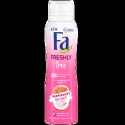 FA - Freshly Free Grapefruit & Lychee 48 h Deodorant 150 ml