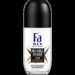 FA - Men Invısıble Powder 72 H Roll-On 50 ml