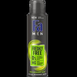FA - Men Freshly Free Mint & Bergamot 48 H Deodorant 150 ml