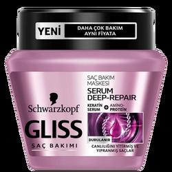GLISS - Serum Deep Repair Saç Bakım Maskesi 300 ml