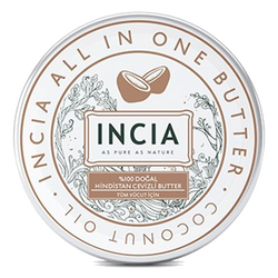INCIA - All In One Butter Coconut Oıl 50 ml