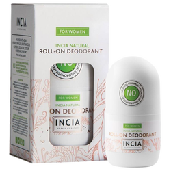 INCIA - Natural Roll-On Deodorant Women 50 ml