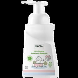 INCIA - Bebekler İçin Doğal Köpük Saç Ve Vücut Şampuanı 200 ml