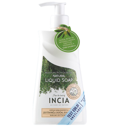 INCIA - Purifiying Olive Oil Natural Liquit Soap 1+1