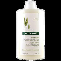 KLORANE - Extra-Doux Shampooing au Lait D'Avonie 400 ml