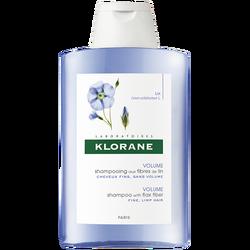 KLORANE - Volume Shampooing aux Fibres de Lin 200 ml
