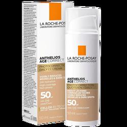 LA ROCHE POSAY - Anthelios Age Correct SPF 50 Daily CC Cream 50 ml