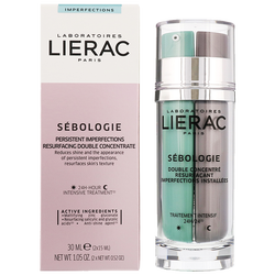 LIERAC - Sebologie Double Concentre Resurfacant Imperfections Installees 30 ml
