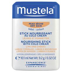 MUSTELA - Stick Nourrisasant Au Cold Cream 10.1 ml