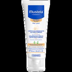 MUSTELA - Creme Nourrissante au Cold Cream Visage 40 ml