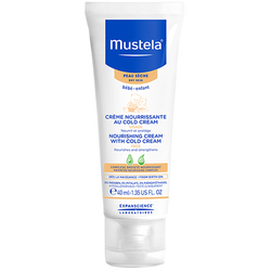 MUSTELA - Creme Nourrissante au Cold Cream Visage