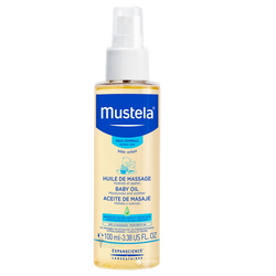 MUSTELA - Huile de Massage 100 ml