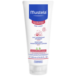 MUSTELA - Lait Hydratant Apaısant 200 ml