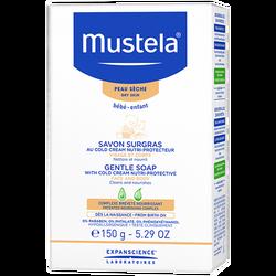 MUSTELA - Savon Surgars au Cold Cream