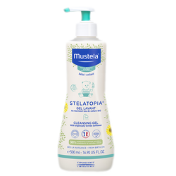 MUSTELA - Stelatopia Gel Lavant 500 ml