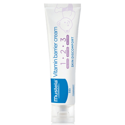 MUSTELA - Vitamin Barrier Cream 100ml