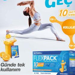 NUTRAWELL - Flexpack 10 gr-30 şase