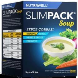 NUTRAWELL - Slimpack Çorba 18 gr-10 şase