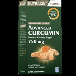 NUTRAXIN - Advanced Curcumin 30 Soft Gel