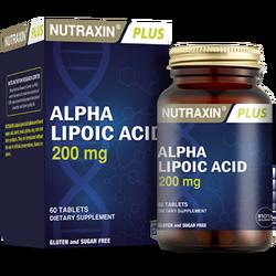 NUTRAXIN - Alpha Lipoik Acid 200 mg 60 Tablet
