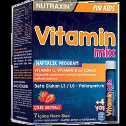 NUTRAXIN - Vitamin Mix 7 Şişe