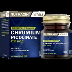 NUTRAXIN - Chromium Picolınate 90Tablet
