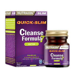 NUTRAXIN - Ouick Slim Cleananse Formula 7 14 Tablet