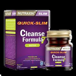 NUTRAXIN - Ouick Slim Cleananse Formula 7 14 Tablet