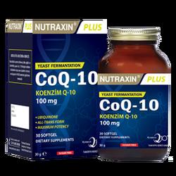 NUTRAXIN - CoQ-10 100 mg 30 Kapsül
