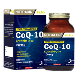 NUTRAXIN - CoQ-10 100 mg
