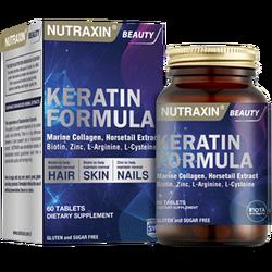 NUTRAXIN - Keratin Formula 60 Tablet