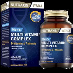NUTRAXIN - Multi Vitamin Complex For men 60 tablet