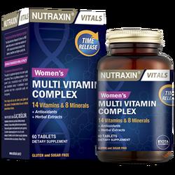 NUTRAXIN - Multi Vitamin Complex Women 60 Tablet