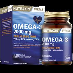 NUTRAXIN - Omega 3 2000 mg
