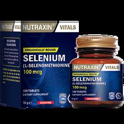 NUTRAXIN - Selenium 100 Tablet