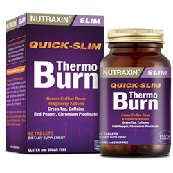 NUTRAXIN - Quick Slim Thermo Burn 60 Tablet